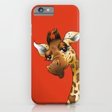 Red Giraffe! iPhone 6 Slim Case