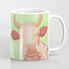 Curious Cow Coffee Mug