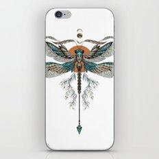 Dragonfly Tattoo iPhone & iPod Skin