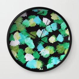 Abstract #2.2 - Petals Wall Clock