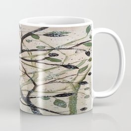 Black and Green Olives Coffee Mug