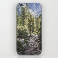 Yosemite Park, California iPhone & iPod Skin