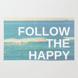 Follow the Happy Rug