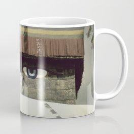 Bodnath Stupa Coffee Mug