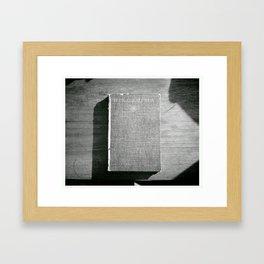 Hiroshima Framed Art Print