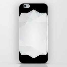 Poly Constellation iPhone Skin