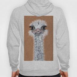Ostrich animal Hoody