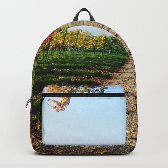 Autumn Chemin Nature Backpack