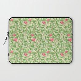 """William Morris """"Arbutus"""" 1. Laptop Sleeve"""