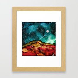 No. 35 - Boredom Exists Here As Well Framed Art Print
