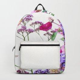 Fleurs trois. Backpack