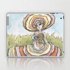 Empire of Mushrooms: Trametes versicolor Laptop & iPad Skin