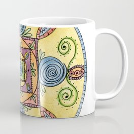 Be Joyful Coffee Mug