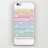 calendar iPhone & iPod Skins featuring Calendar 2014 by neuprouns