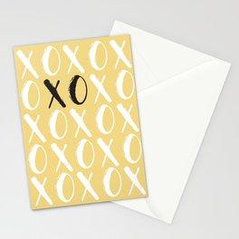 XOXOXO Stationery Cards