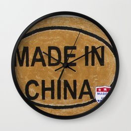 Made In China Wall Clock