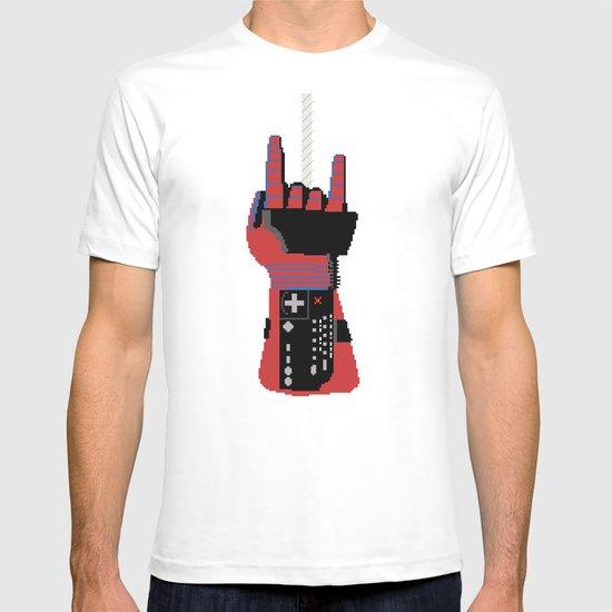 Power Glove Love: Spider-Man T-shirt