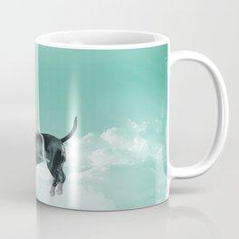 Dachshund chute Coffee Mug