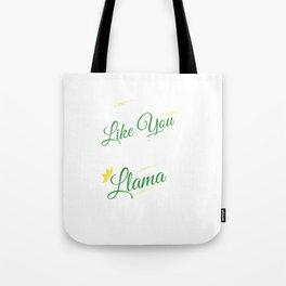 Why I Own a Llama Tote Bag