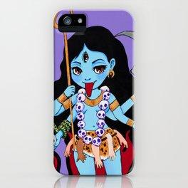 Kali iPhone Case
