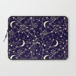 Sun Moon Stars Laptop Sleeve