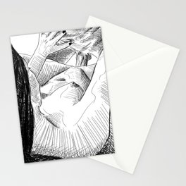 Love to Watch Stationery Cards