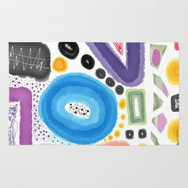 objects from space Rug