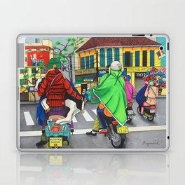 VIETNAMESE GANGSTA Laptop & iPad Skin