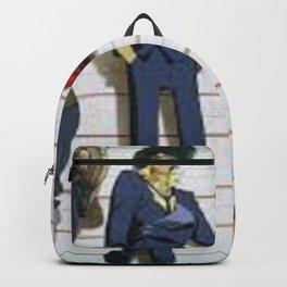 B-Bop Space Members Backpack