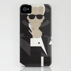 Karl iPhone (4, 4s) Slim Case