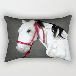 Old Gray Mare Rectangular Pillow