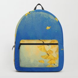 Fall Painting Backpack