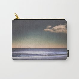 Wind in my beard Carry-All Pouch