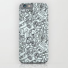 number porn iPhone 6 Slim Case