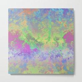 Colour Splash G211 Metal Print