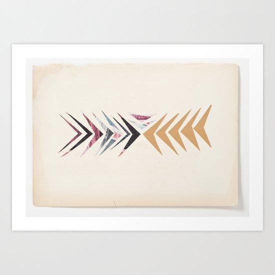 Double Dutch Art Print