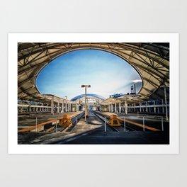 Union Station Concourse Art Print