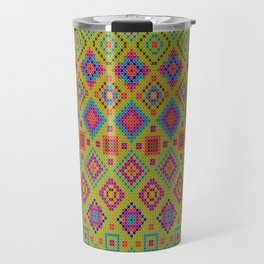 """and the x-dust says """"let's dance"""" Travel Mug"""