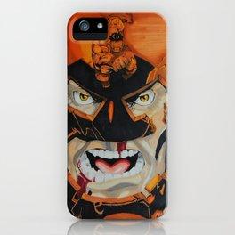 Hulk vs Juggernaut iPhone Case