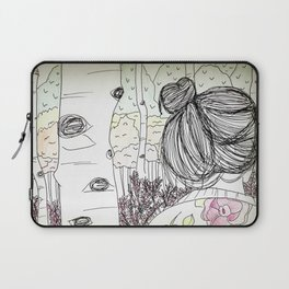 An Ode to Autumn Laptop Sleeve