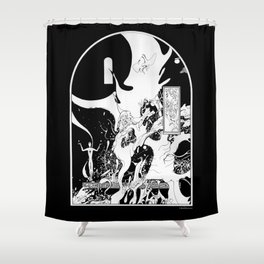 Graphics 006 Shower Curtain