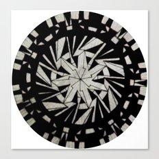 Spinny 5 Canvas Print