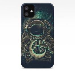 Moon Keeper iPhone Case