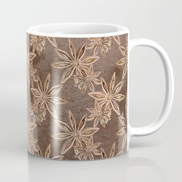 Star Anise Spice Coffee Mug