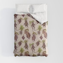 Mandrake Melodrama Comforters