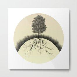 Treescape  Metal Print