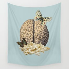 Holy Pop corn Wall Tapestry