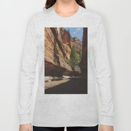 Oak Creek Canyon - Sedona, Arizona Long Sleeve T-shirt