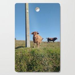 I'm just a cow Cutting Board