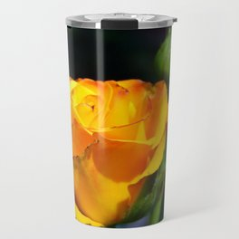Flowers in the garden and vegetable Travel Mug